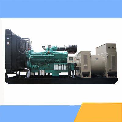中压发电机组系列 - 柴油发电机组厂家报价_扬州圣丰发电设备厂