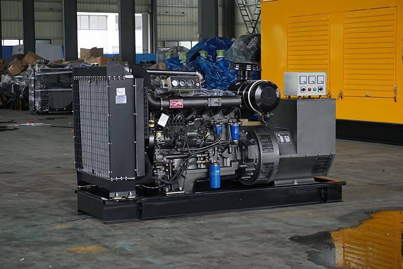 潍柴分厂发电机组系列 - 柴油发电机组厂家报价_扬州圣丰发电设备厂