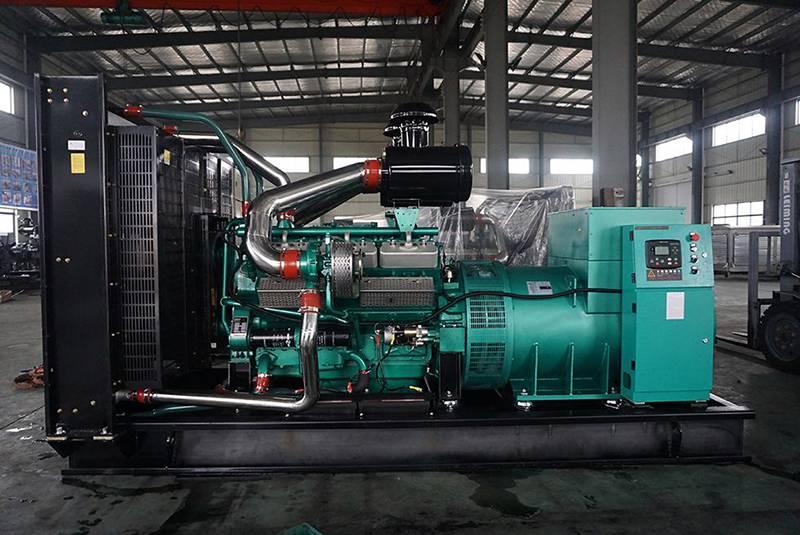 上海乾能發電機組系列 - 柴油發電機組廠家報價_揚州圣豐發電設備廠