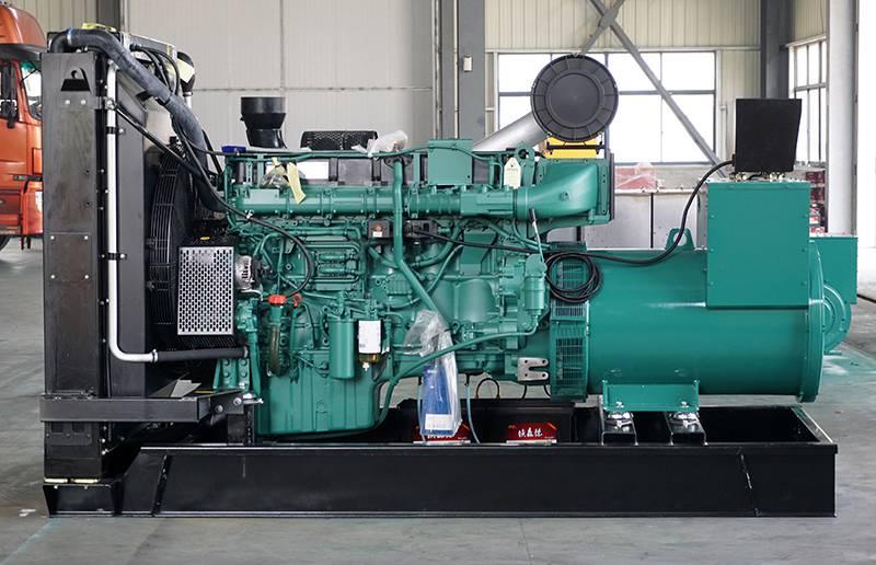 沃尔沃Volvo发电机组系列 - 柴油发电机组厂家报价_扬州圣丰发电设备厂