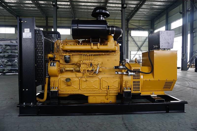 东风研究所发电机组系列