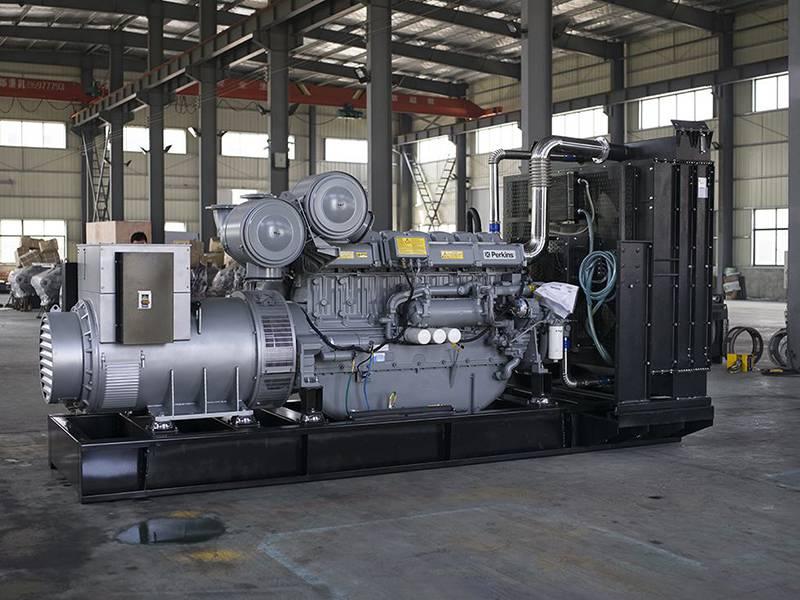 珀金斯发电机组系列