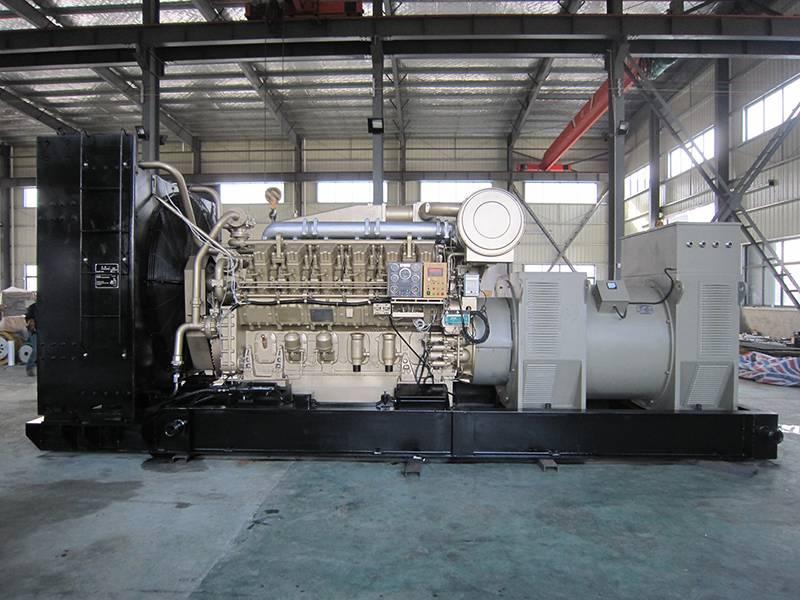 济柴发电机组系列